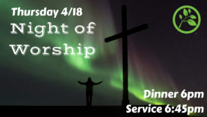 worship night april 2019
